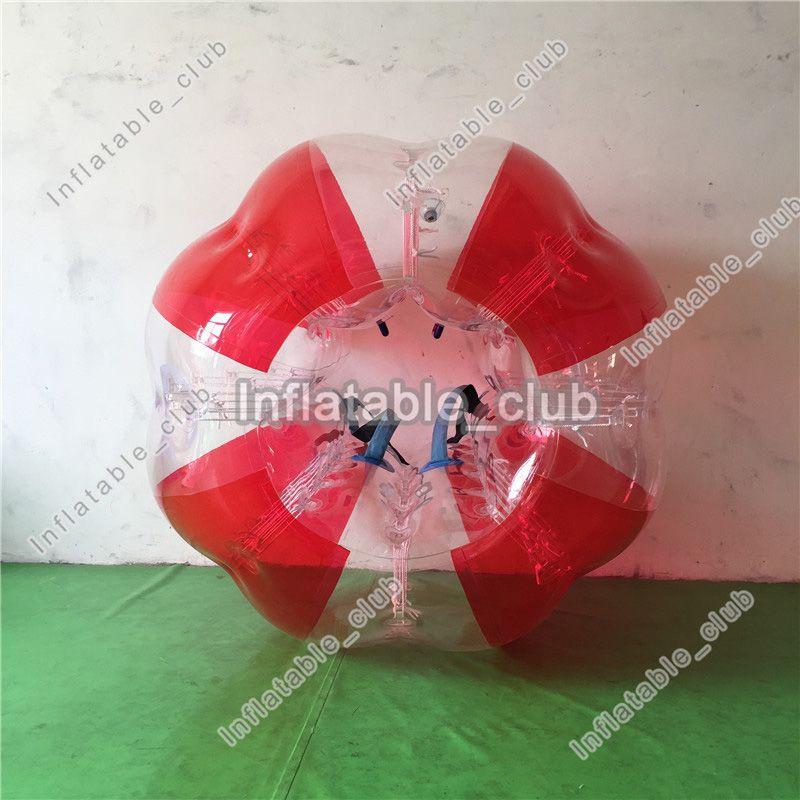 1,5 mt dia aufblasbare stoßstange ball fabrik preis aufblasbare fußball blase hohe qualität tpu bubble ball zum verkauf