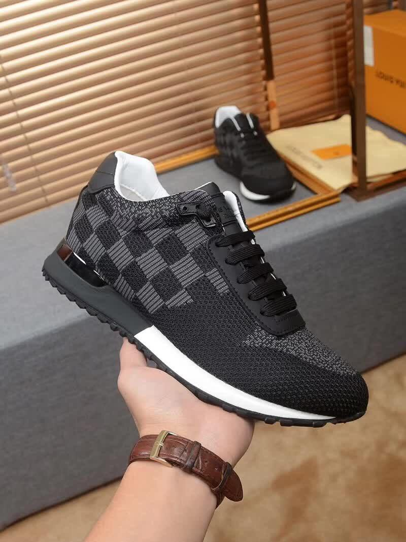 Louis Vuitton Shoes LV  und Weise die Luxusschuhe aus Schafsfell Einlegesohle klassische Modell beiläufige treibende Schuhe Turnschuhe Freizeitschuhe der hochwertigen Männer