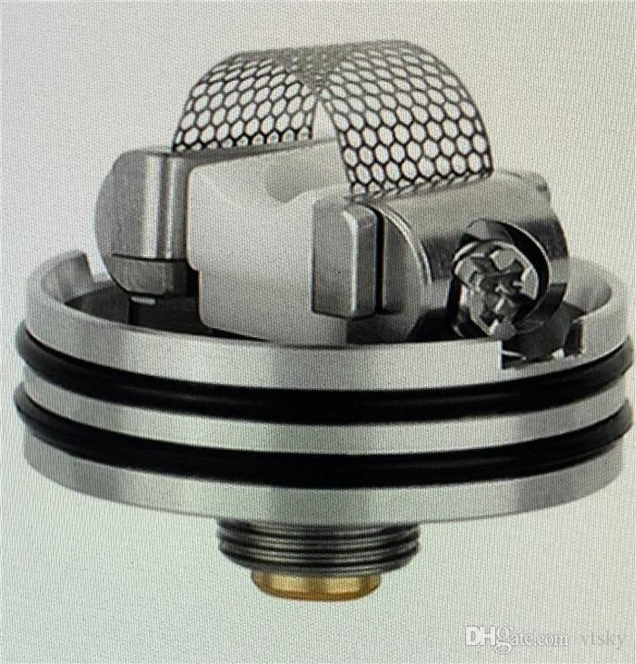 2019 Vapeplus Original Meshwork Coil SS316L 0.12-0.18ohm 6pcs KA1 0.13ohm 6pcs Ecig Accesorios Cable para atomizadores RDA DHL gratis
