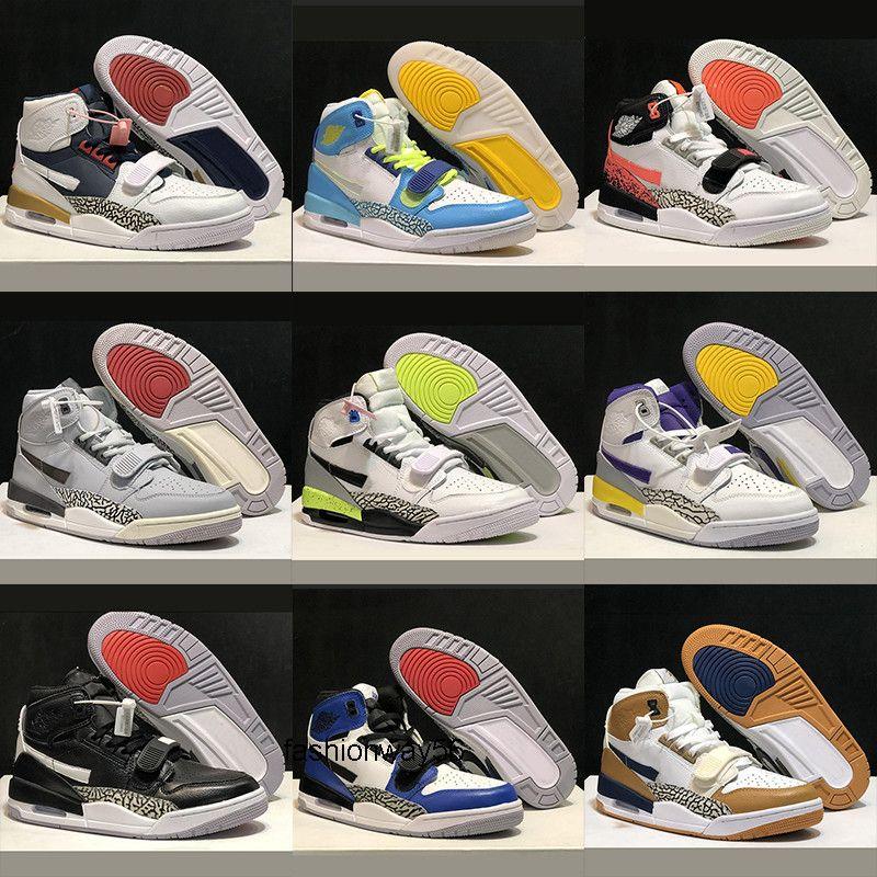 Jumpman 312 Lakers hérités Triple Noir Blanc Bleu Hommes Chaussures de basket Vente chaude Lakers Pistons Formateurs de sport Chaussures de sport Taille 7-12