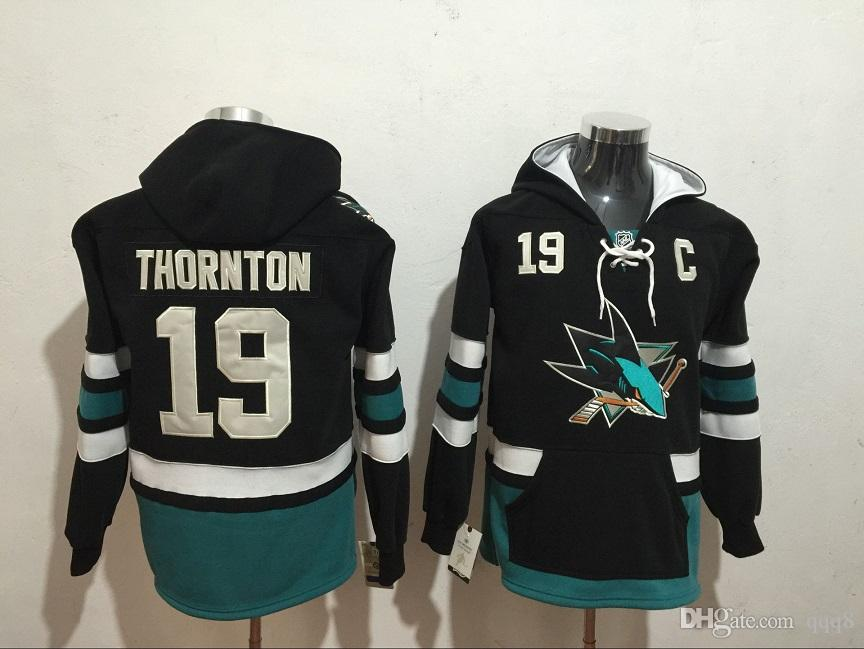 2020 NHL San Jose Sharks Old Time