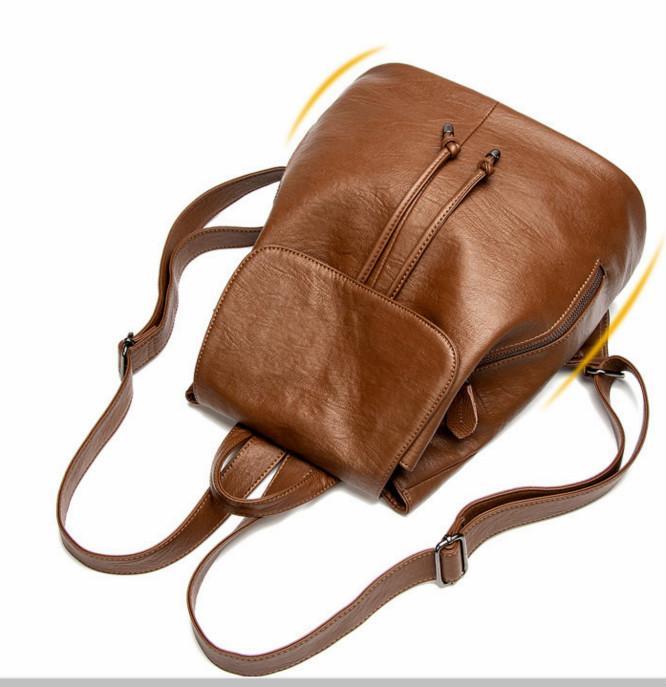 Designer-Handtaschen Rucksack Luxus Rucksack weiblicher neuer Design-Trend Rucksack weiches multifunktionale Design Tasche