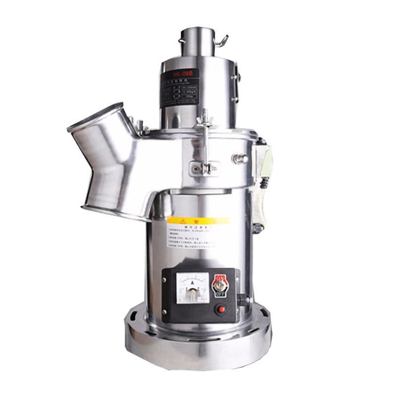 Vendo 20kg / h swing Grinder Spice macchina per la frantumazione 220V Piccolo elettrico Powder Mill Grinder ad alta velocità