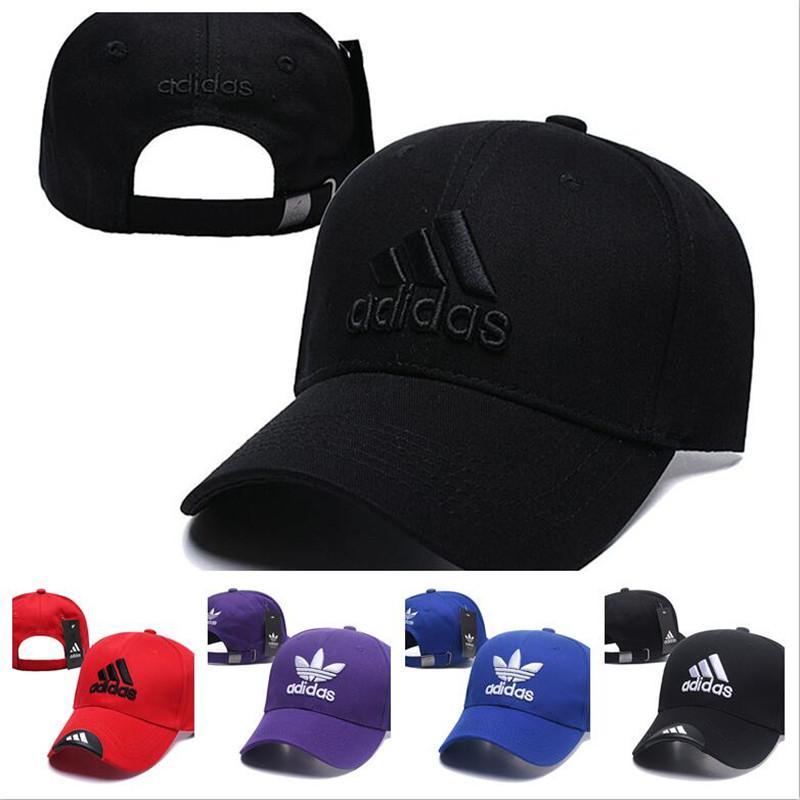 Compre Adidas 2019 es Firmante Sombreros Gorras Para Mujer Moda Bordado  Gorras De Béisbol Hombres Mujeres Snapback Hip Hop Sombrero De Verano ...