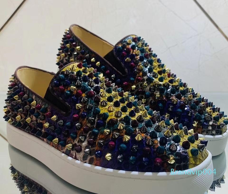 Atacado de alta qualidade sneaker design de moda, instrutor, marca de sapatos casuais, entrega rápida, feita pela pele bezerro originais