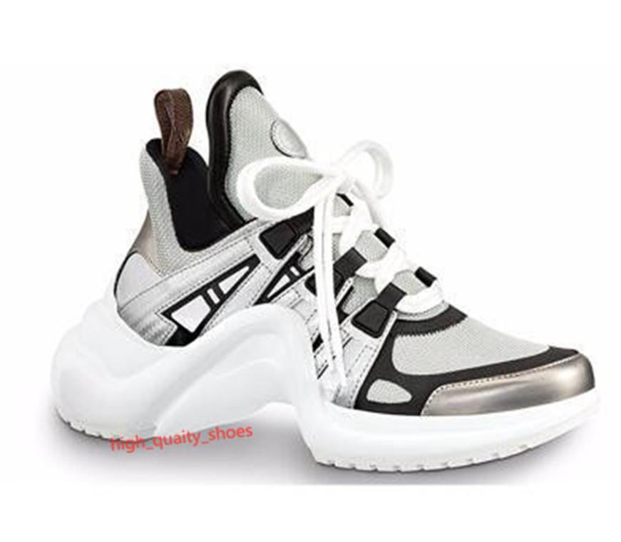 Louis Vuitton Shoes 2018 Мода Высота Xshfbcl Увеличение Archlight тапки Runway обувь hococal женщина Толстые платформы лианы Женский Повседневный Tenis Feminino