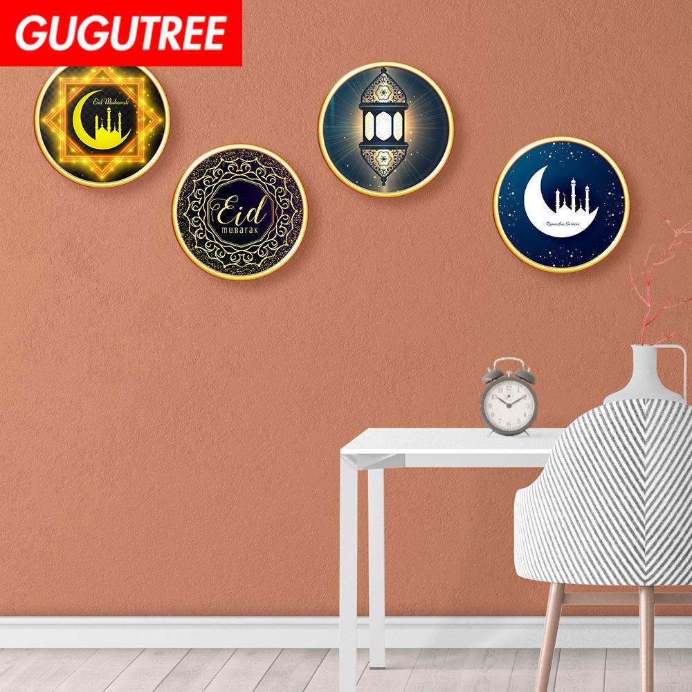 Süslemeleri Ev Müslüman kültür mektubu sanat duvar sticker dekorasyon Çıkartmaları duvar boyama Çıkarılabilir Dekor Duvar Kağıdı G-993