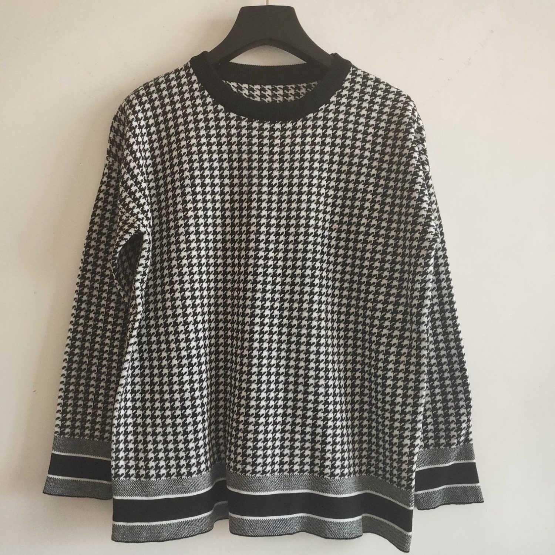 Womens maglione di modo maglione casuale di formato S-L caldo e confortevole WSJ000 # 111875 lucky06