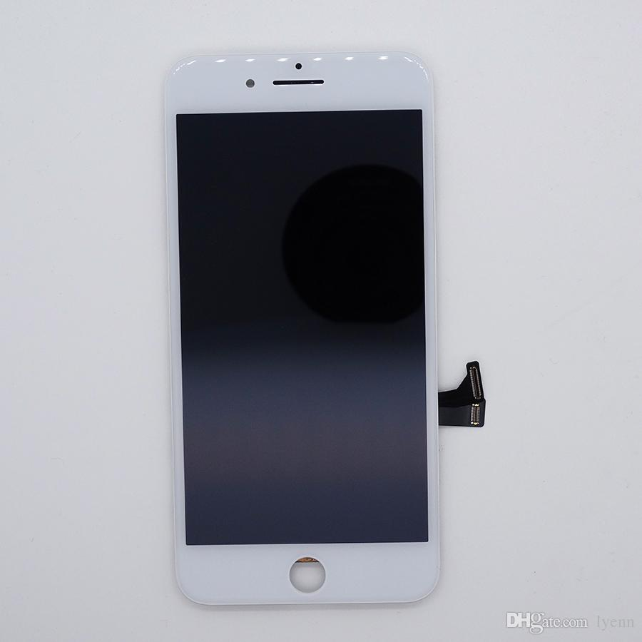 High Quality LCD Screen For iPhone 7 Plus - OEM Color (very close to Original color) LCD Display Touch Screen Digitizer Complete Assembly