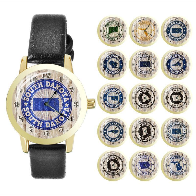 Fashion Time Chartlet Armbanduhr Armband 0705