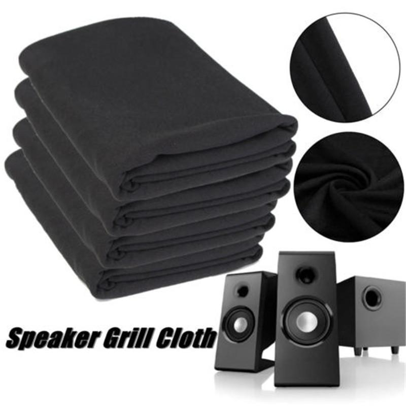 Speaker Dust Cloth Grill Filter Fabric Mesh Black Silver Beige Brown Blue White can be choosed Duvet Cover