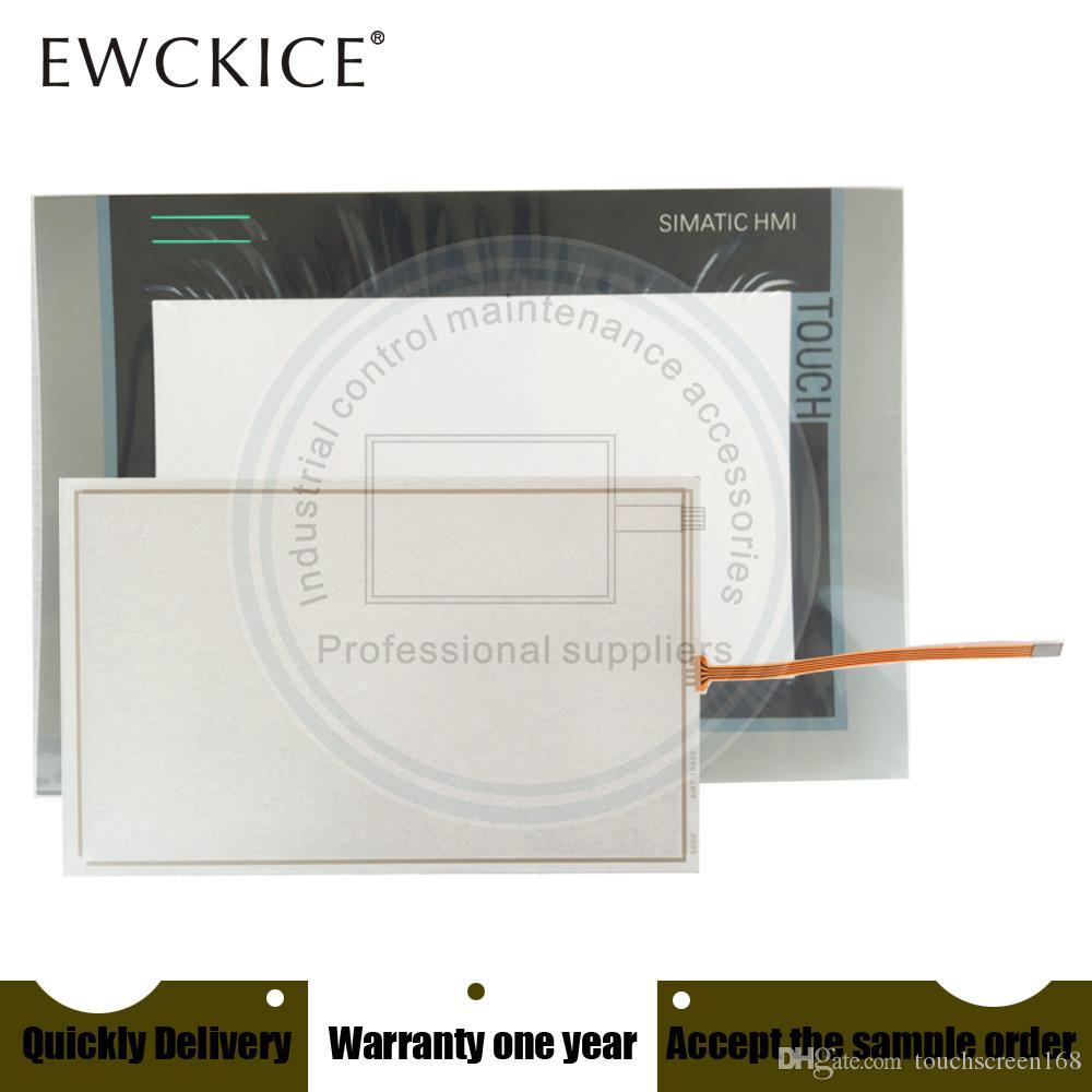 Original NEW TP900 Comfort 6AV2 124-0JC01-0AX0 6AV2124-0JC01-0AX0 PLC HMI Industrie-TouchScreen und Frontetikett Film