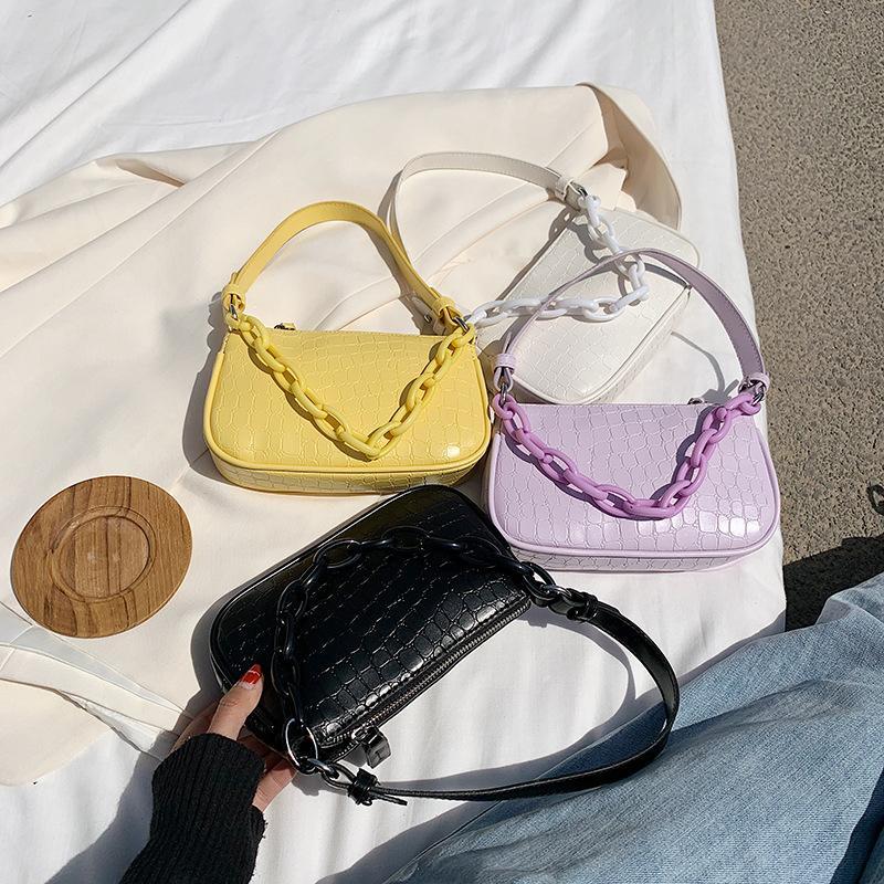 Moda PU de couro Mulheres Crossbody Bag Bolsas Mulheres sacos de ombro Feminino Messenger Bag