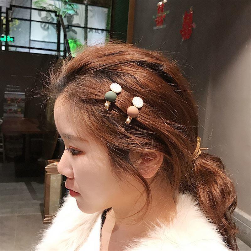 INS dolci caramelle colore imitazione per capelli fermagli per le donne forcine per capelli accessori per capelli copricapi regali