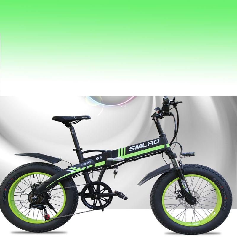 S9F vente et simple bien- 20''e vélo pliant batterie cachée vélo avec affichage numérique LCD