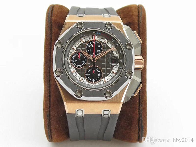 JF Luxury Watch 26568 Mens watches أفضل حركة رجالية