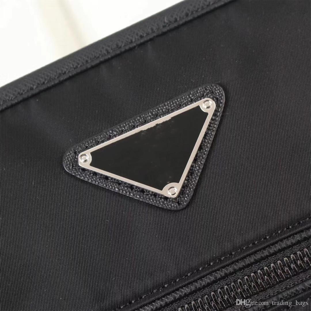 Briefcase Fashion SOHO DISCO Men Jacket Women Quality High Slant Bag Luxury Top Material Desig Waterproof Handbag Designer General Nylo Uxfr