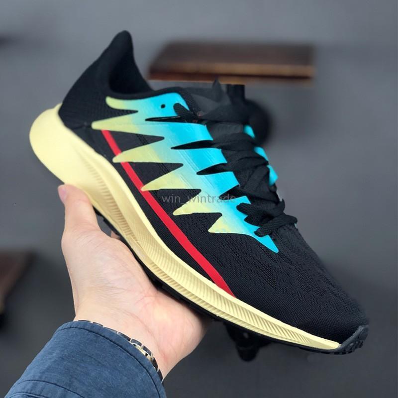 Мужская соперник летать 8 дизайнер кроссовки многоцветный мода трикотажные женщины S тренер спортивные кроссовки спортивная обувь 36-45