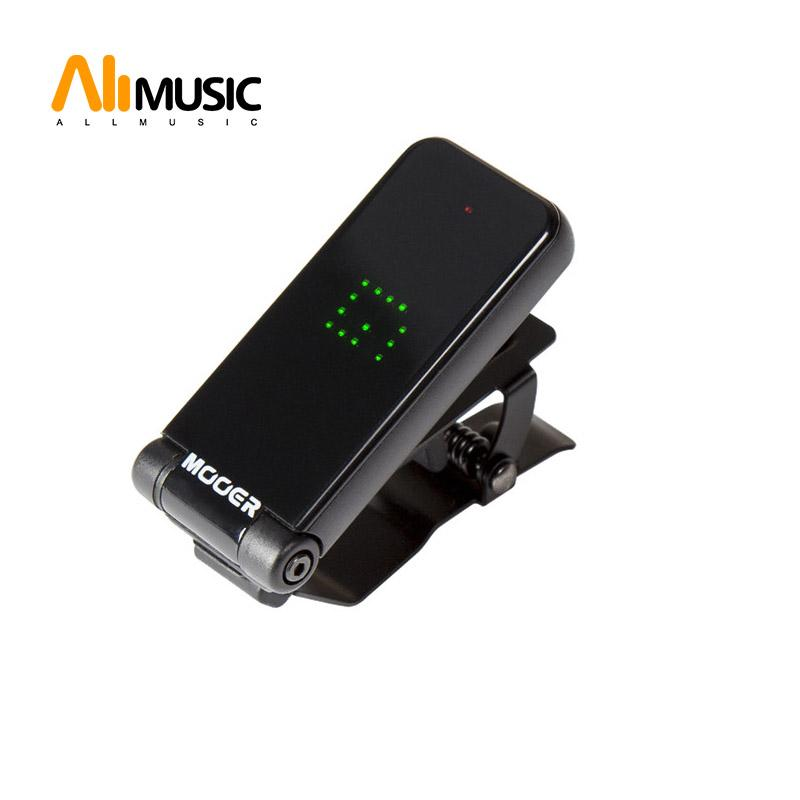 MOOER CT-01 Clip on Tuner Electric Guitar Bass Guitar Tuner Acoustic Guitar Chromatic tuner All Instruments