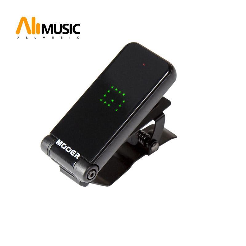 Mooer CT-01 Clip sobre tuner Tuner Guitarra Electric Bass Guitar Tuner Acoustic Guitar Chromatic todos os instrumentos