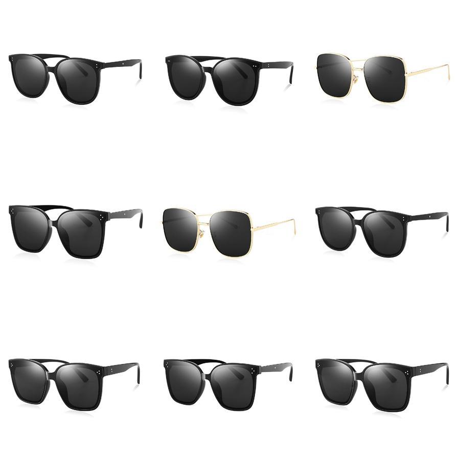 Erkekler Gözlük Sürücü Gözlüğü Polarize Güneş Gözlüğü Erkek Havacılık Metal Çerçeve Kalite Retro Güneş Gözlükleri Açık Sürüş Gözlük # 295
