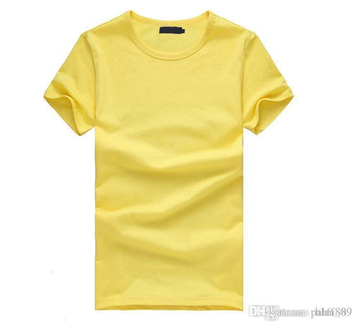 vendita calda estate 2020 degli uomini di marca cotone di alta qualità nuovo O-collo manica corta T-Shirt T-shirt in stile casual per sport degli uomini T-shirt