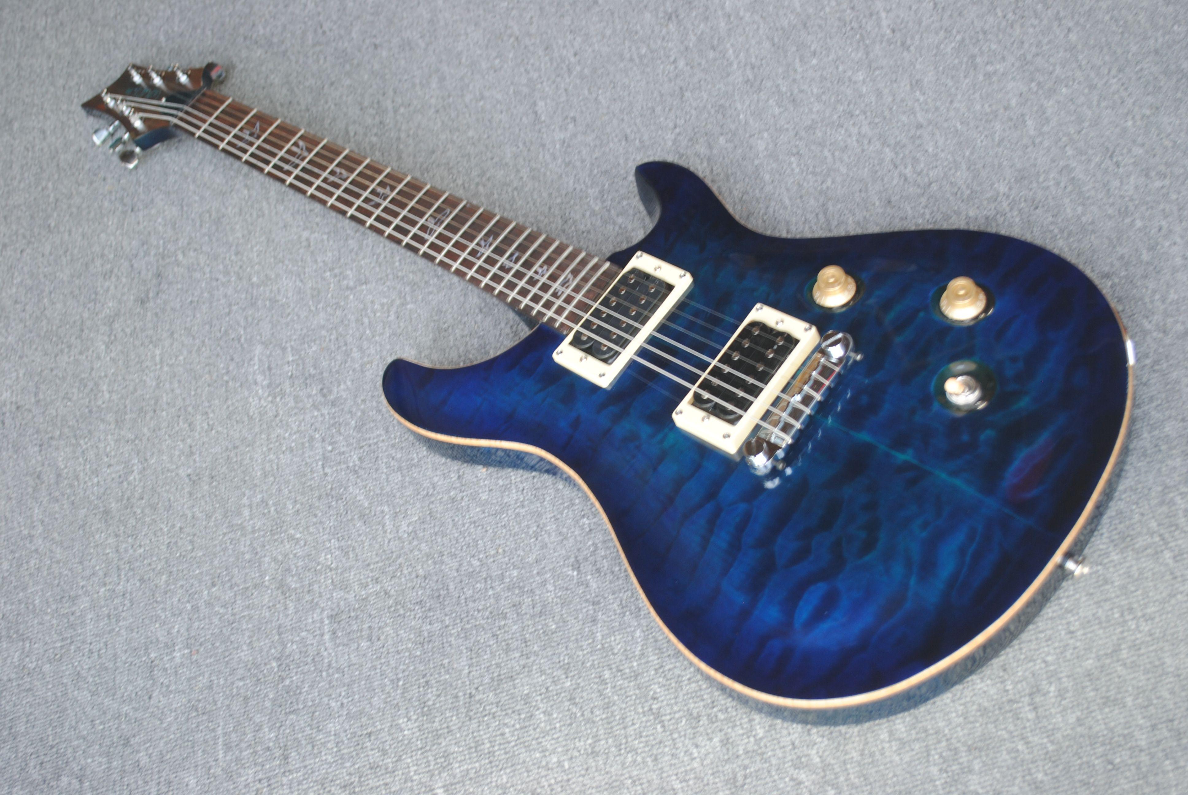 الجيتار العلاقات العامة الجيتار عالية الجودة، رائعة، حسب الطلب، سخونة غيتار جديد من 2020- 40