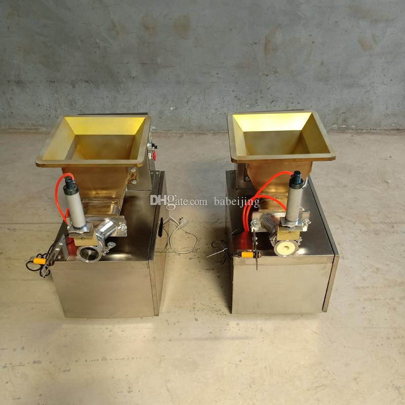 5-500g électrique pâte Machine de découpe pour une découpe précise de la sonde d'induction fromage pâte de remplissage pneumatique pâte Machine de découpe