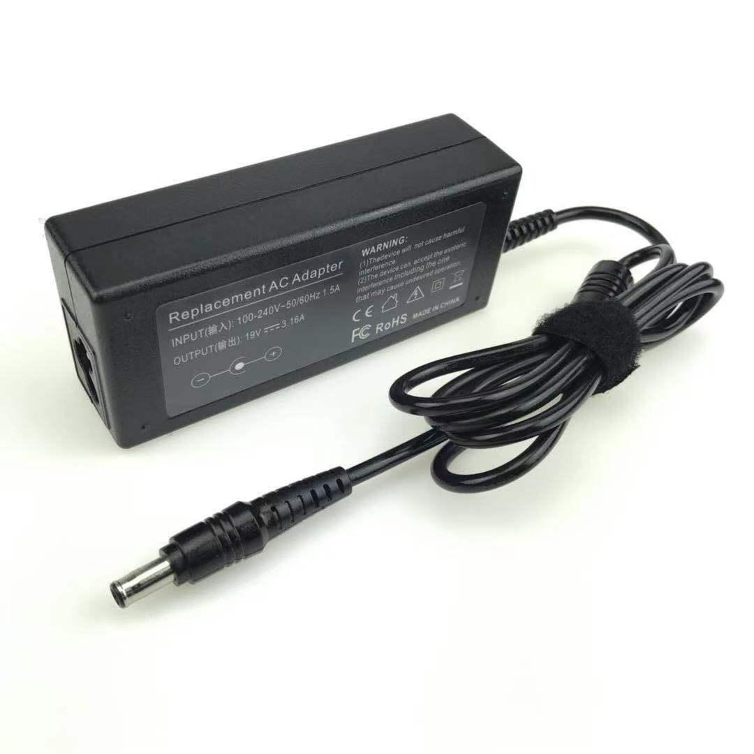 Ноутбук адаптер 19V 3.16A 5,5 * 3,0 60W AC адаптер для ноутбука зарядное устройство для Samsung AD-6019R CPA09-004A СОЖ ВЫКЛ Q430 QX410 NP270E5E NP200A5B NP300e5a R480