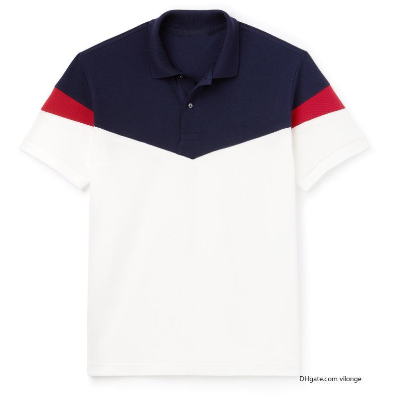 2021 Crocodile Mens Designer Polo Shirts Best Version Fashion ...