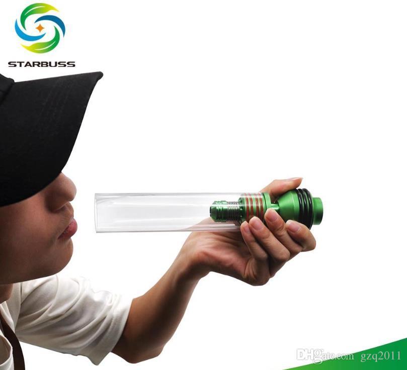 Euro-amerikanischer explosiver elektronischer Tabak-Trockengrill-Tabak-Zerstäuber mit Rauchgas