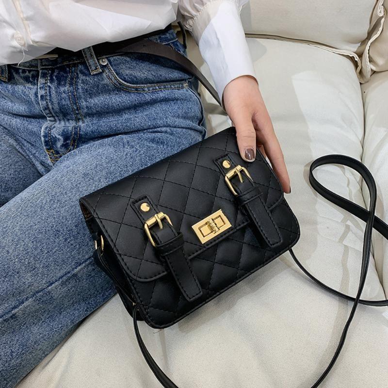 Borsa per il sacchetto di spalla del messaggero delle donne 2020 nuova nicchia messaggero selvaggio di spalla di modo piazzetta