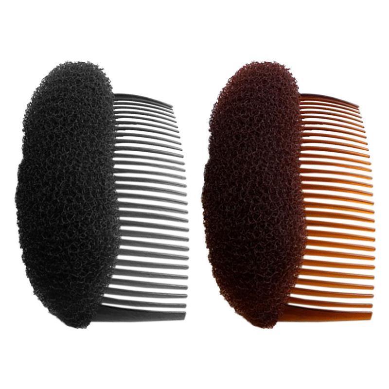 6PCS Women Hair Clip Styling Bun Maker Braid Tool Hair Accessories Comb HOT Styling Tools
