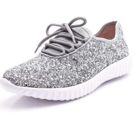 Neue Weiß Schuhe Flache Schuhe Europa Casual Damen Herbst