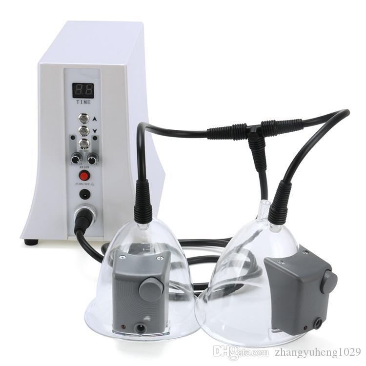 Hot sale natiche sollevatore coppa aspirapolvere terapia di allargamento del seno più grande macchina di potenziamento dell'anca di culo