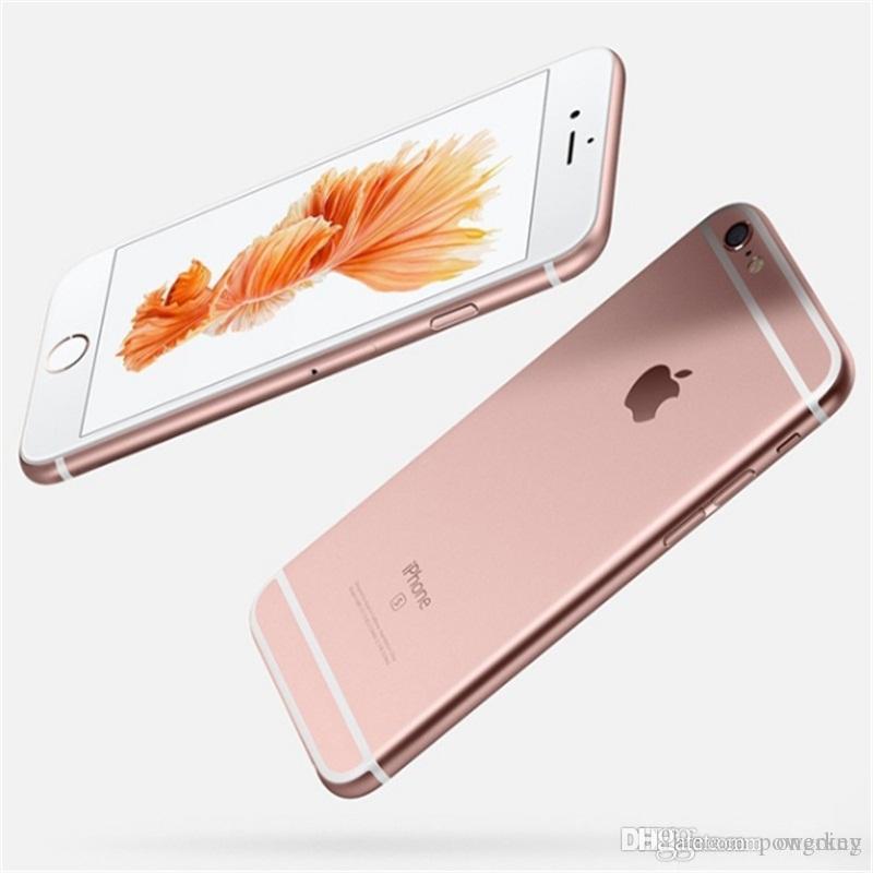 "Apple iPhone 6 6s iphone6 plus Dual Core 4.7""5.5''1GB RAM 16GB 64GB ROM 8MP fingerprint Original Refurbished unlocked phone"