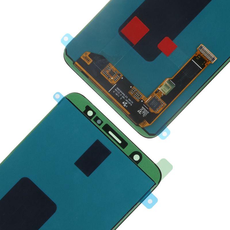 Pantalla LCD Super AMOLED de 6.0 '' probada al 100% para Samsung Galaxy J8 J8 2018 J810 SM-J810F Pantalla LCD Asamblea de digitalizador de pantalla táctil