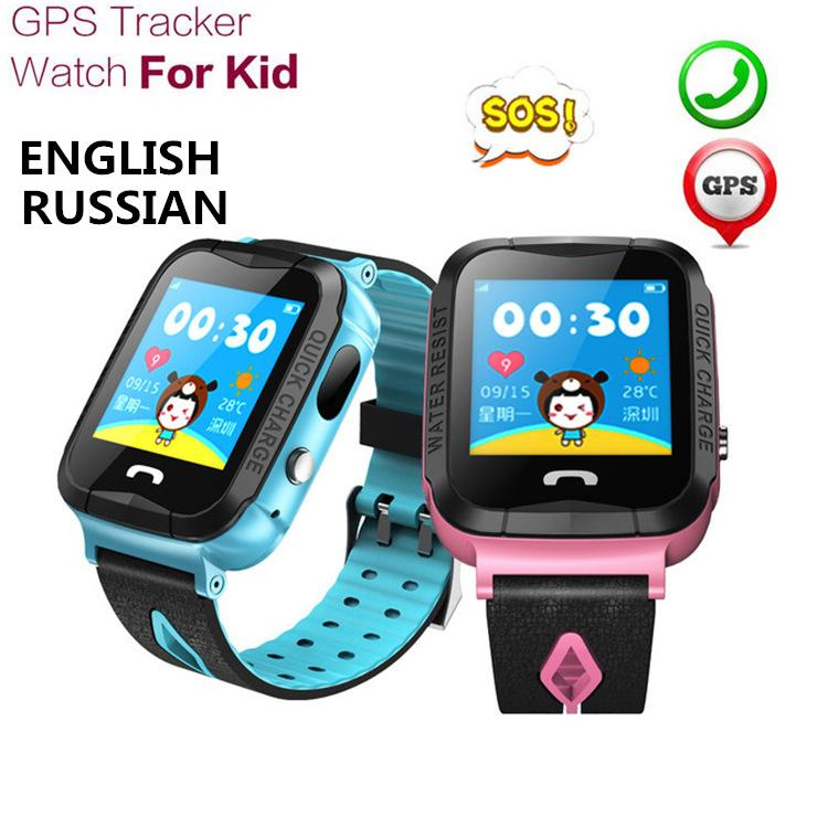 NEW V6G GPS Kids Watches Baby Smart Watch for Children SOS Call Location Finder Locator Tracker Anti Lost Monitor Smartwatch