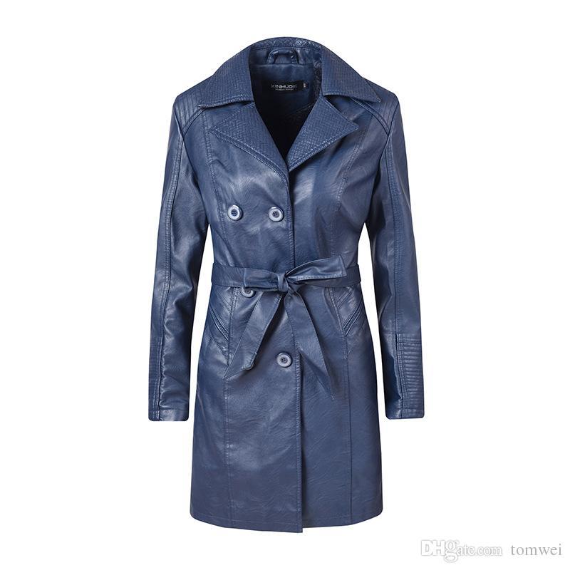 faux fur jacket womens coats winter clothing biker leather jackets warm overcoat outerwear tops new fashion 2019