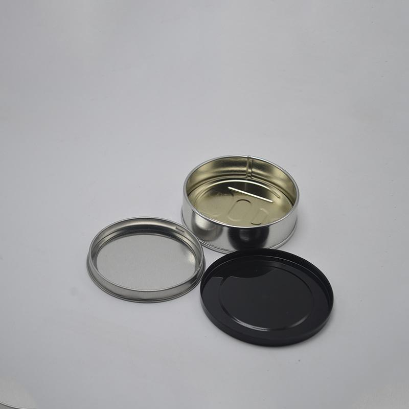 wholesale!!! smartbud tin cans smart cans handed sealed smart bud jar for dry herb flower packaging