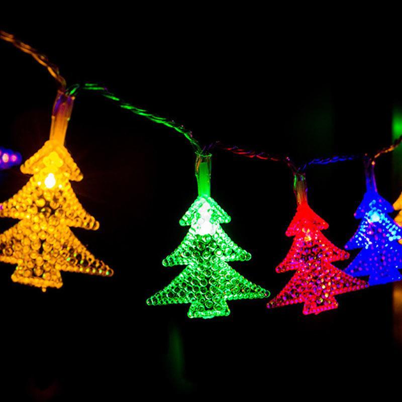 BRELONG 3 메터 30LED 크리스마스 빛 문자열 방수 배터리 상자 Led 빛 문자열 크리스마스 트리 조명 축제 웨딩 조명