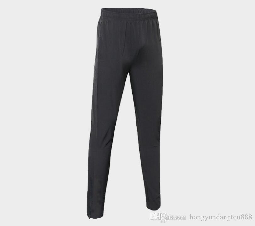 Calças esportivas de outono e inverno dos homens calças de treinamento de basquete sportswear correndo ao ar livre de secagem rápida esportes calças de fitness calças compridas
