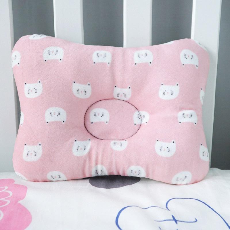 Мягкая анти-отклоняющая головка для детей Подушка для кормления новорожденных Дышащая голова Защитная подушка для здравоохранения Медленный отскок