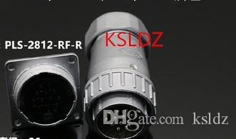 Lotto spedizione gratuita (1 pezzi / lotto) Nuovo originale PLT APEX PLS-2812-RF + GPM PLS-2812-RF-R PLS-2812-GPM-R 12PINS Aviazione Spina e presa Connect