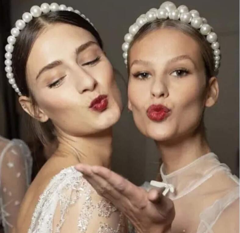 Moda Mujeres Cabello Cabeza Hairband Aro Dulce Diadema Pelo Niñas Accesorios De Regalo