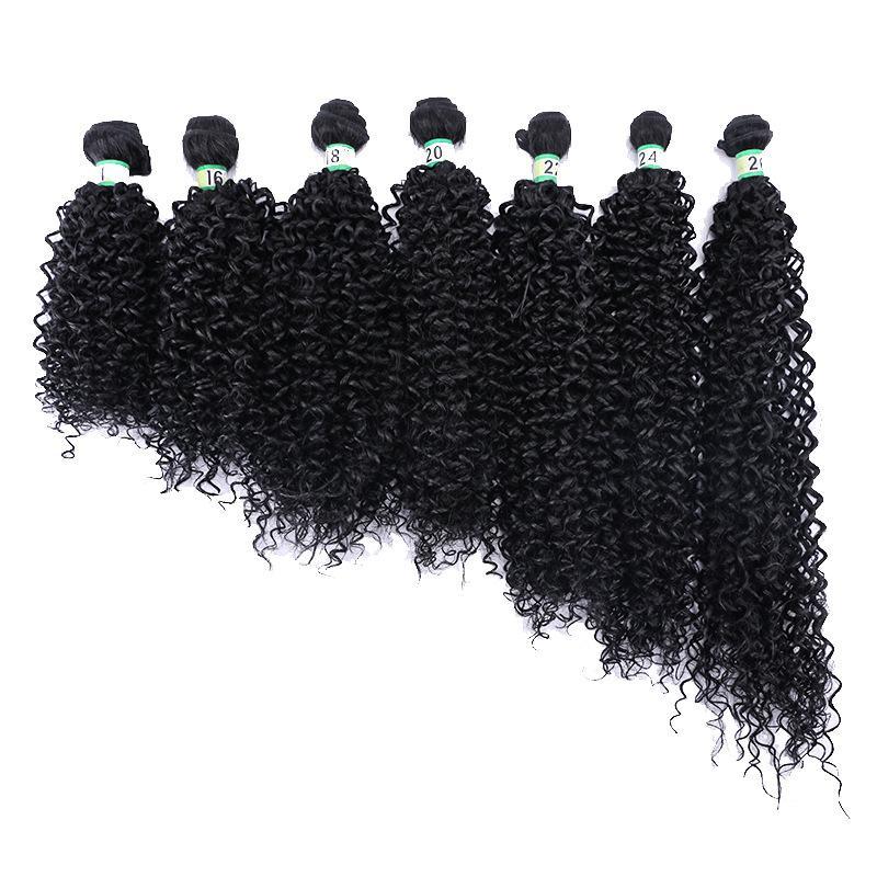 8А Монгольский Кудрявый Вьющиеся Глубокая Волна Свободные Прямые Объемные Волосы Девственные Волосы 3 Пучки С 1 Закрытием Кружева 100% Бразильские Перуанские Монгольские Волосы