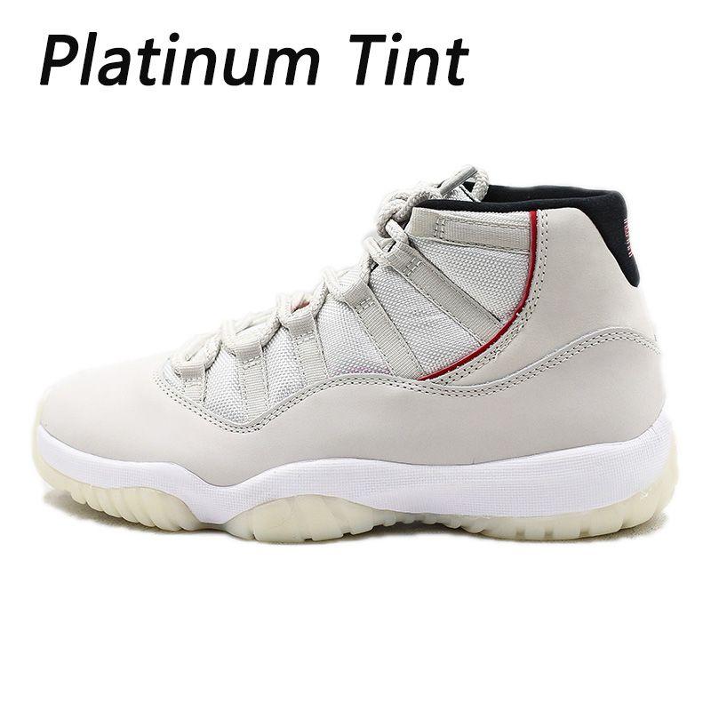 Fashion 11s Platinum Tint Basketball