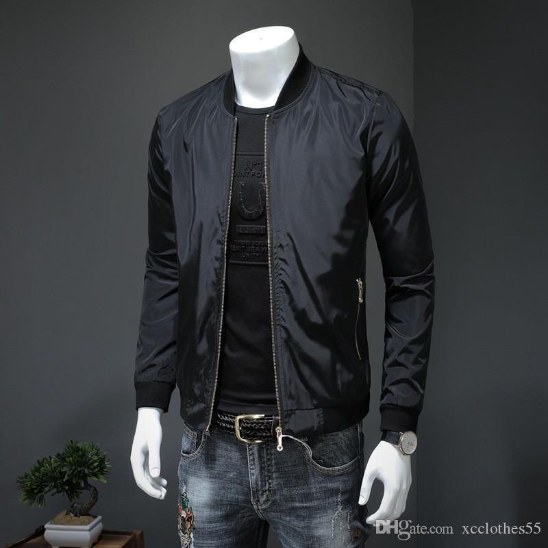 2019 diseñador del Mens chaquetas de los hombres de la chaqueta de la chaqueta de lujo de invierno chaquetas para hombre de la marca de lujo de diseño Windrunner la medusa de la calle
