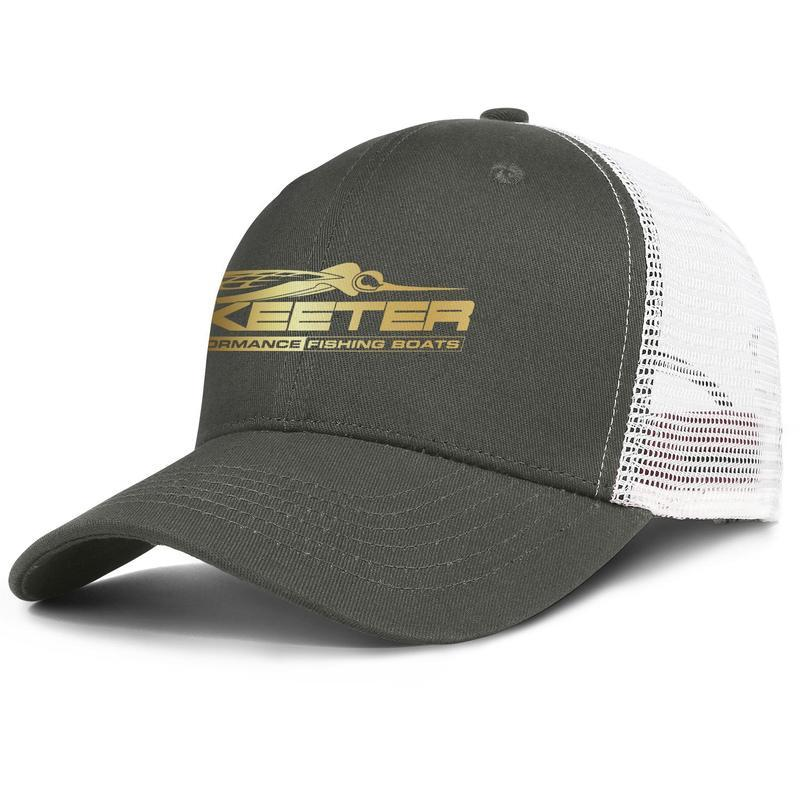 Mens Vintage Baseball Hats Skeeter-Brand-Logo Adjustable Trucker Cap