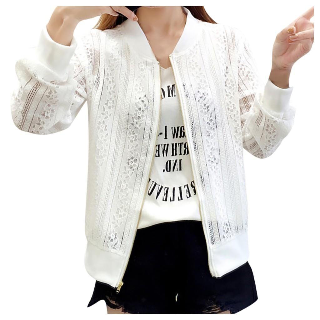 2019 новая осенняя мода женщины льняная куртка O-образным вырезом с длинным рукавом тонкий плюс размер повседневная тонкий женский короткие пальто кардиган верхняя одежда